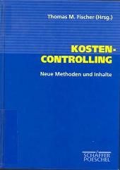 "Buch ""Kostencontrolling"""