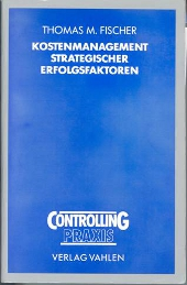 "Buch ""Kostenmanagement"""