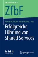 Buch Sondernheft Shared Services
