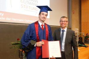 Bild Herr Baumgartner Hermann Gutmann Preis