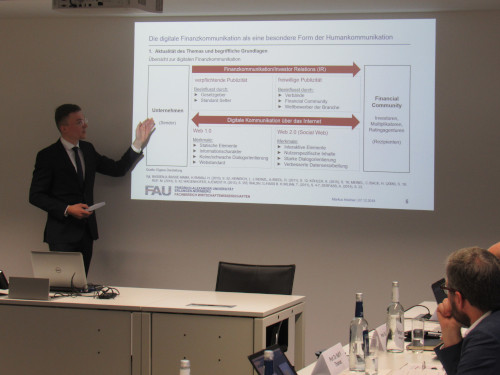 Präsentation CBM Teilnehmer